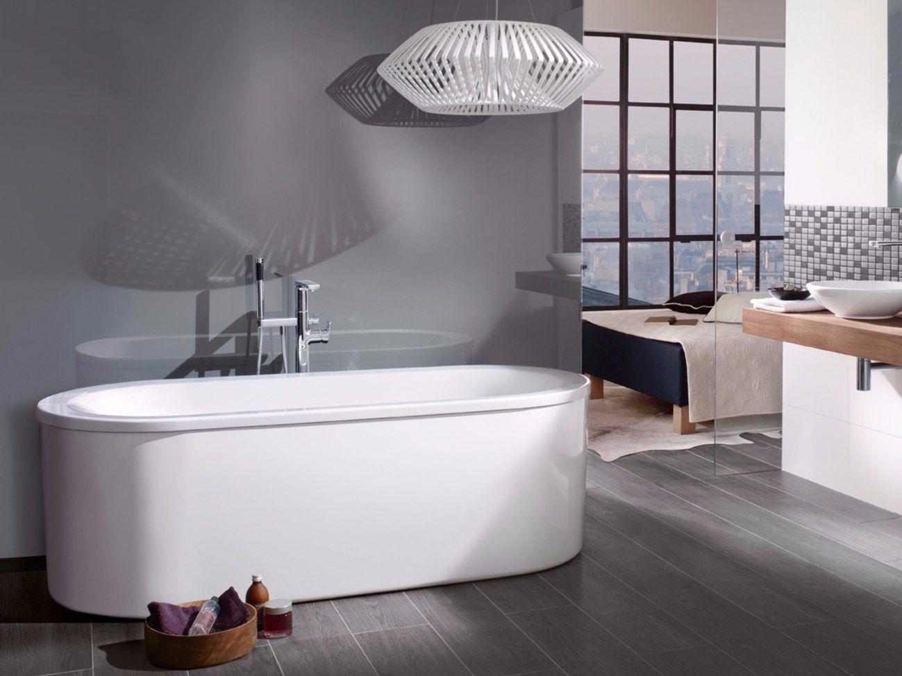loop friends vasca da bagno in acrilico by villeroy boch. Black Bedroom Furniture Sets. Home Design Ideas