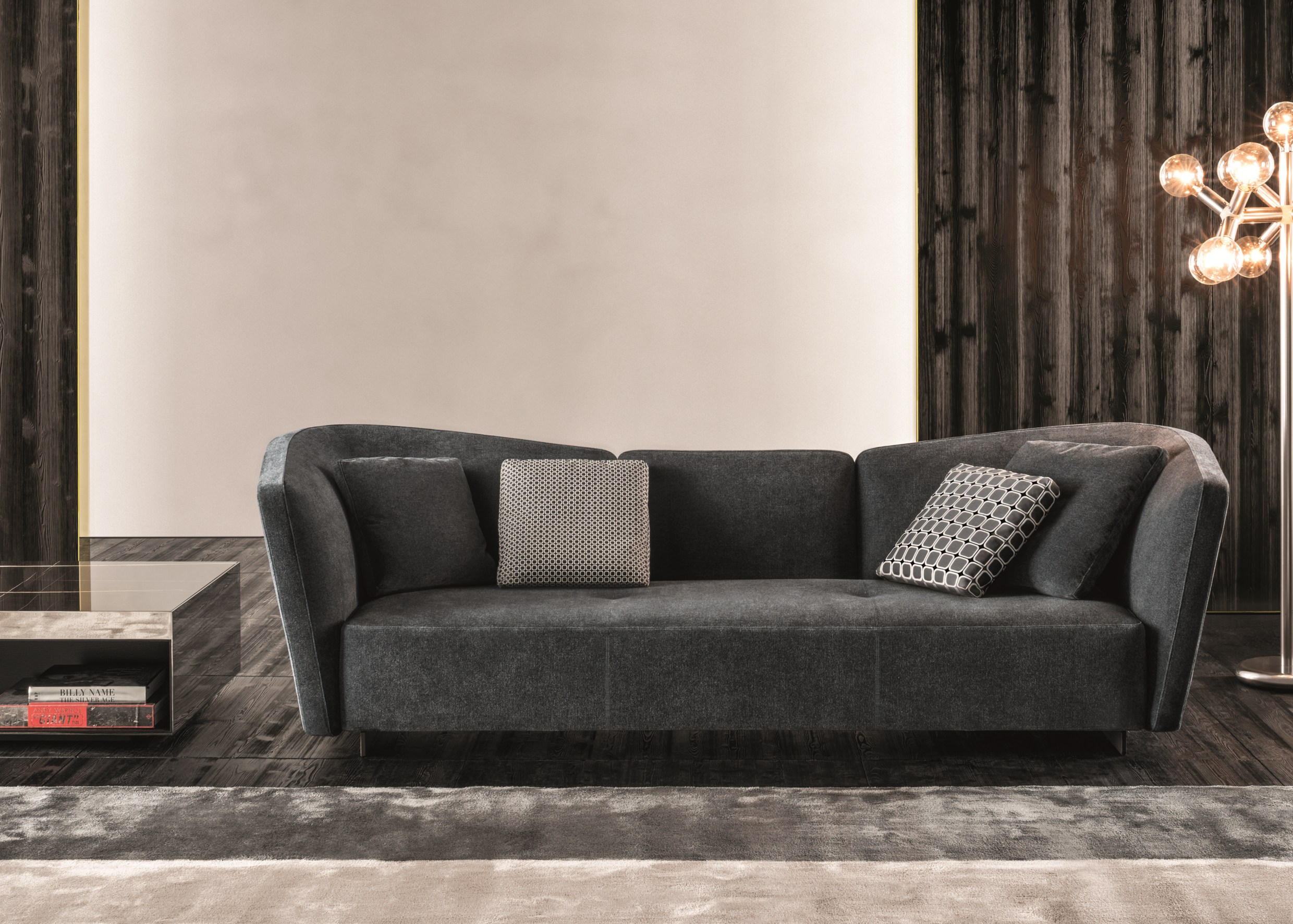 Lounge seymour by minotti design rodolfo dordoni for Minotti divani