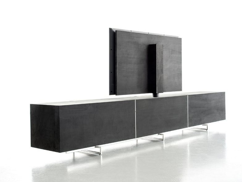 magic matrix mobile tv by yomei design andr schelbach. Black Bedroom Furniture Sets. Home Design Ideas