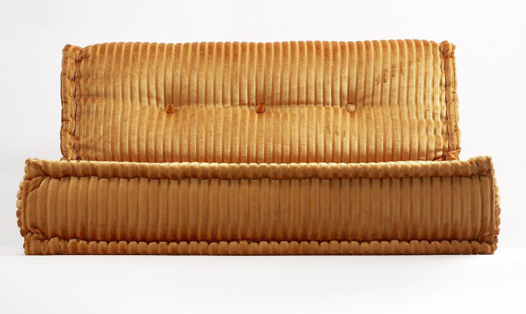 Canap composable en tissu mah jong missoni home by roche - Canape roche bobois mah jong ...