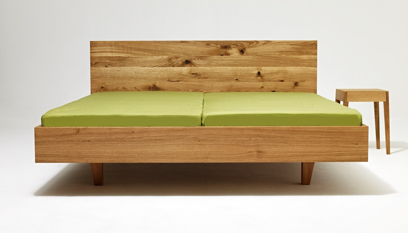 Mamma Wooden Bed By Sixay Furniture Design Laszlo Szikszai