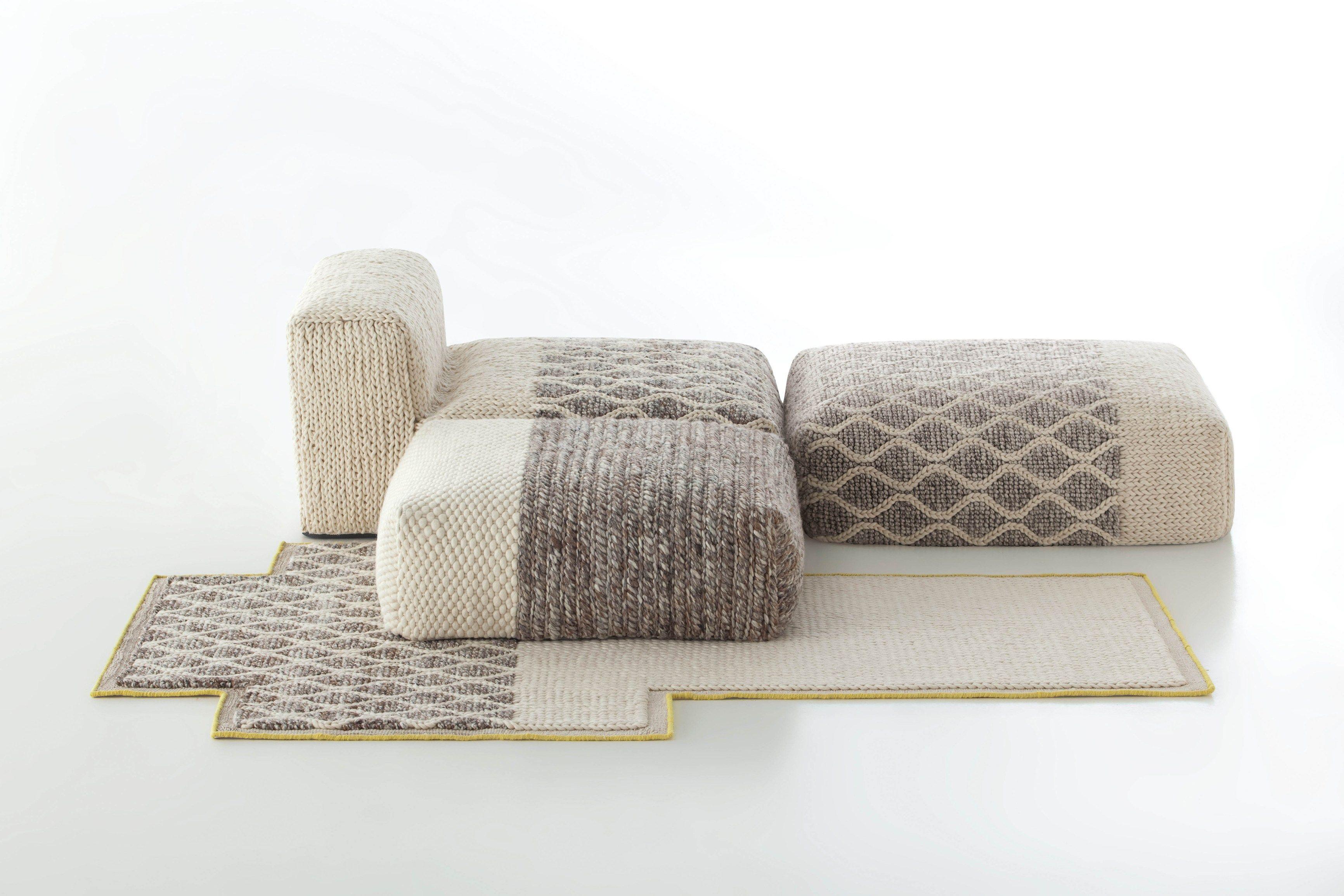 mangas spaces rug by gan by gandia blasco design patricia urquiola. Black Bedroom Furniture Sets. Home Design Ideas