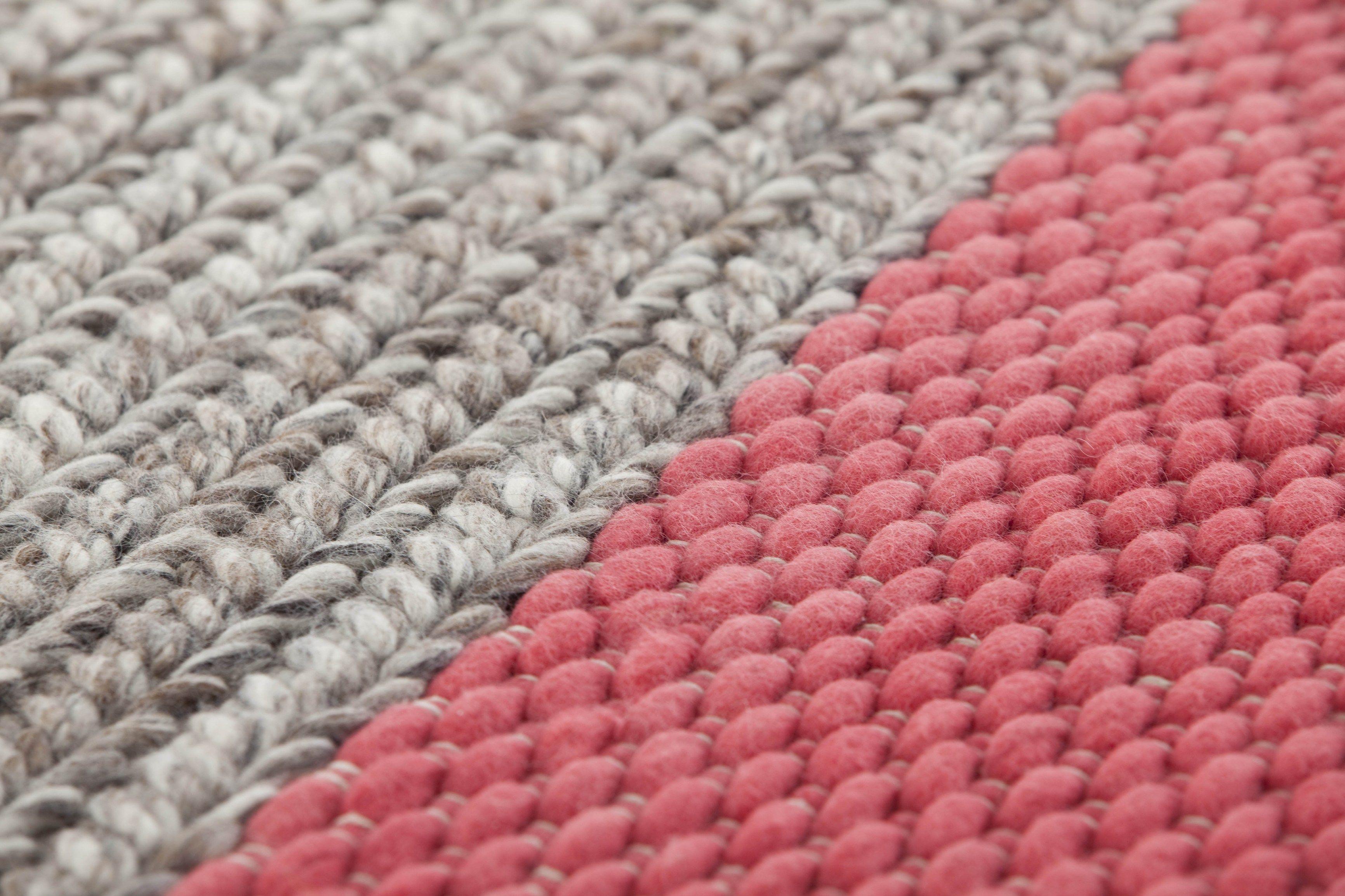 Mangas spaces alfombra by gan by gandia blasco dise o for Lana especial para alfombras