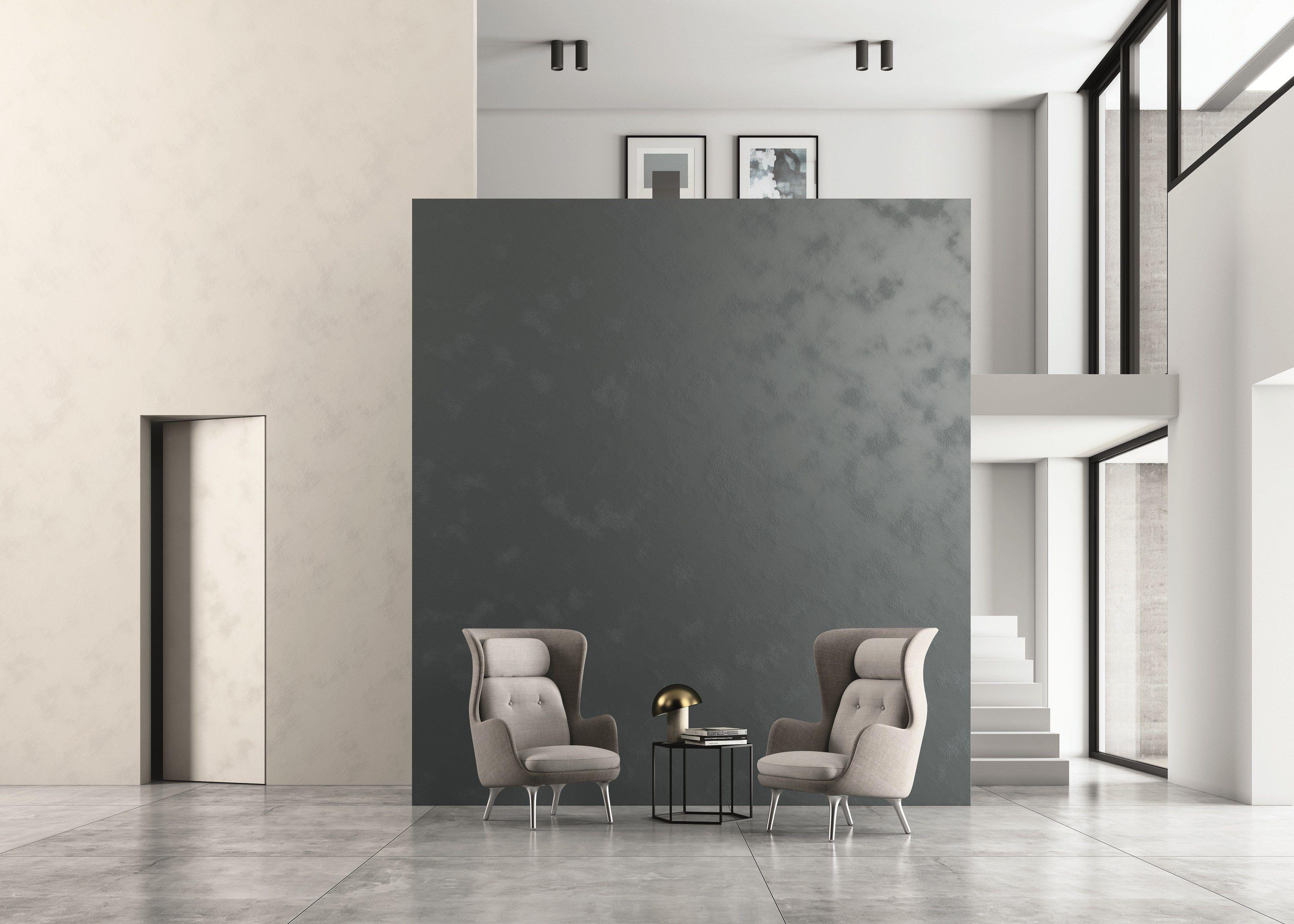 finitura decorativa effetto sabbia per interni marcopolo