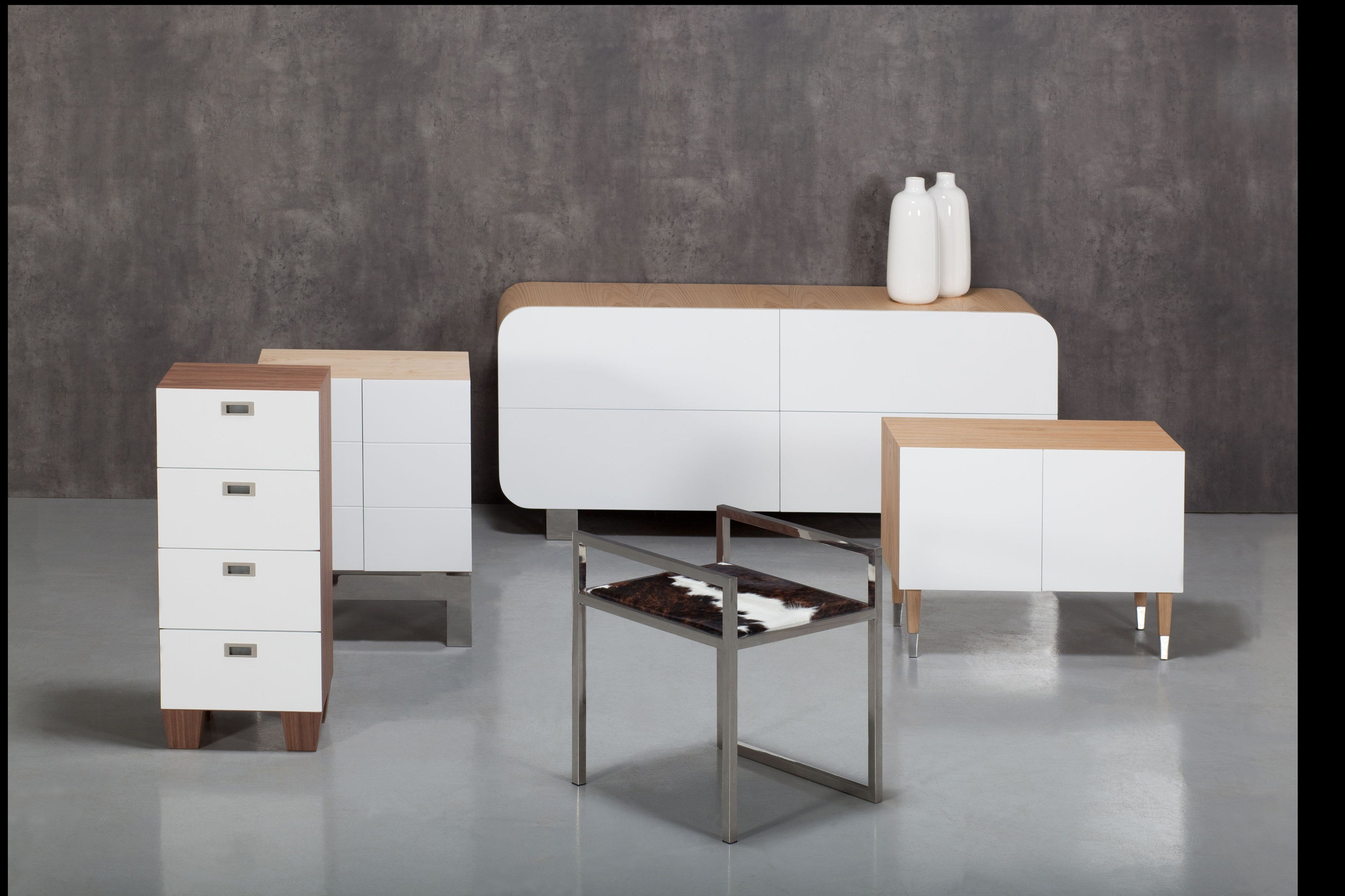 marly petit buffet by azea design victor caetano. Black Bedroom Furniture Sets. Home Design Ideas