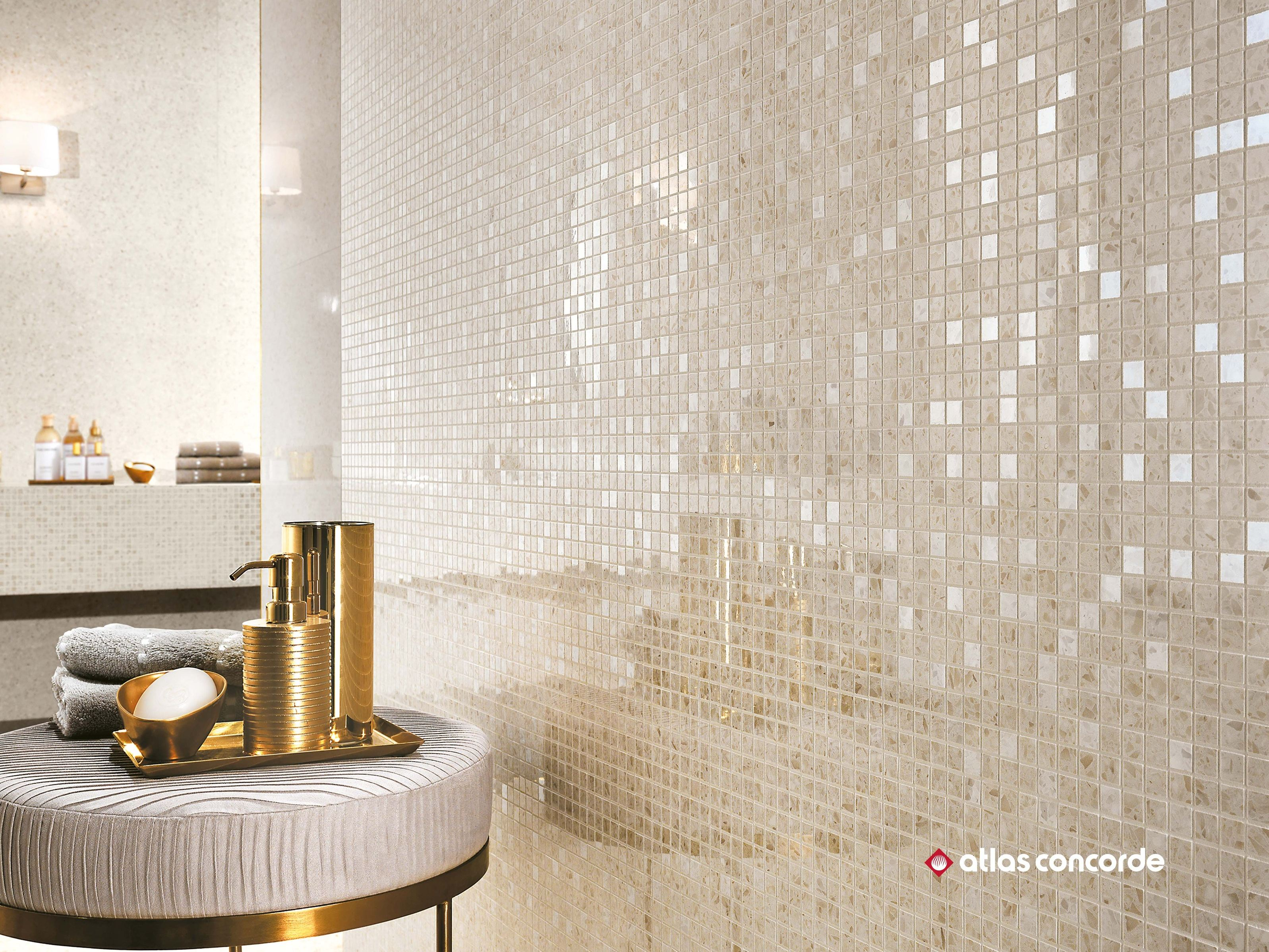 Marvel gems mosaico by atlas concorde for Mosaico ceramica
