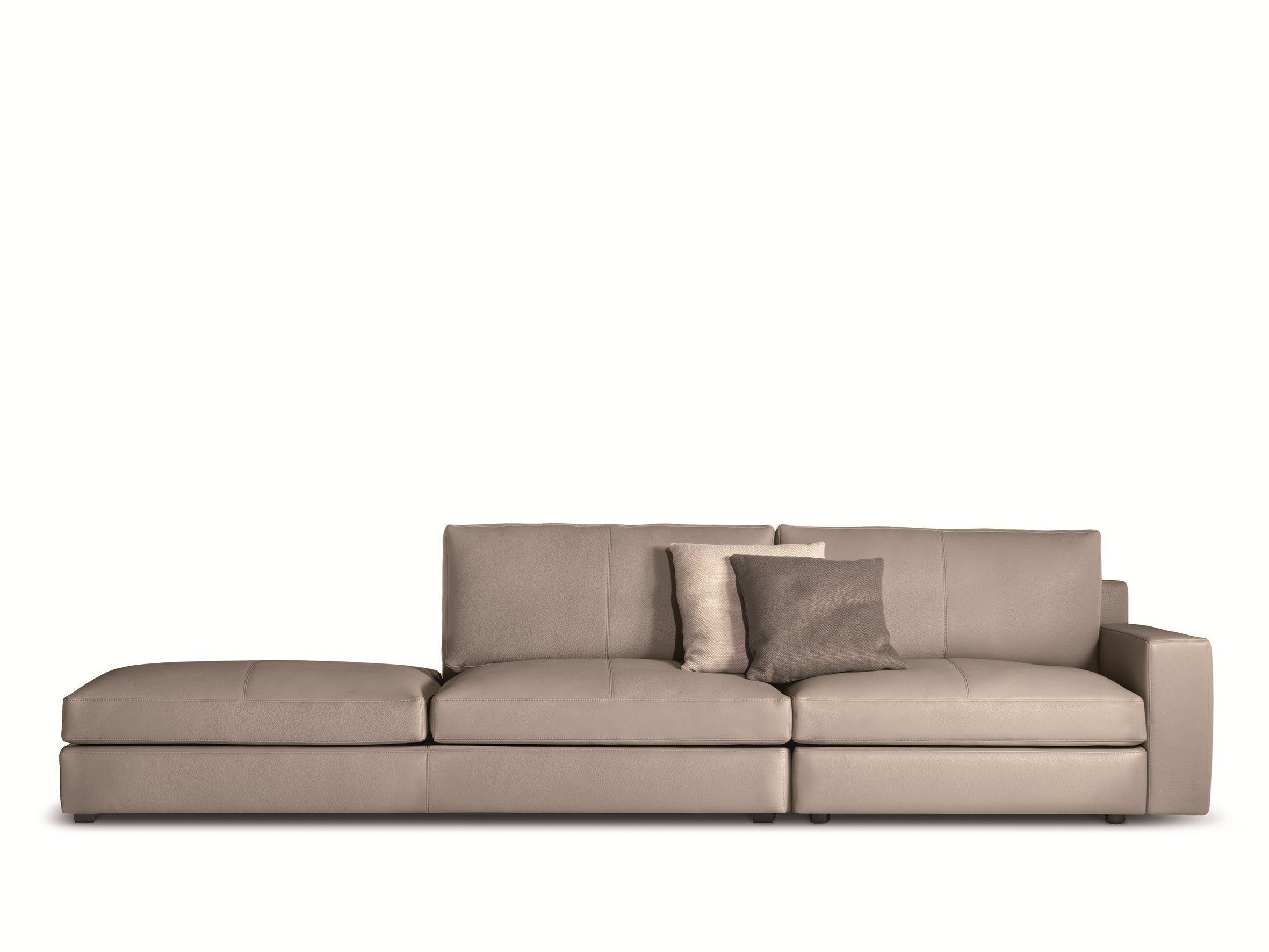 massimosistema sectional sofa by poltrona frau. Black Bedroom Furniture Sets. Home Design Ideas