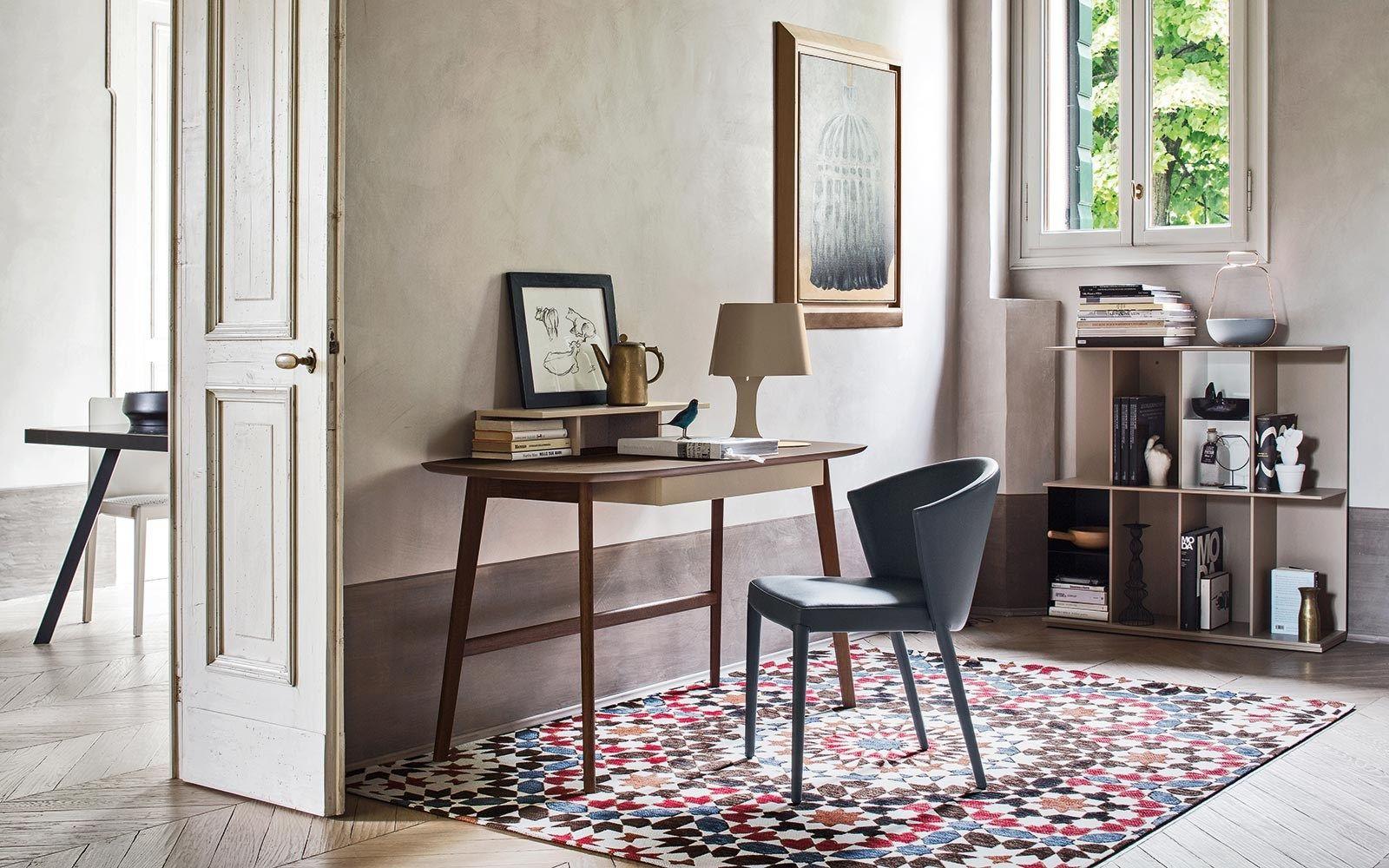 Match scrivania by calligaris design gino carollo for Scrivania calligaris