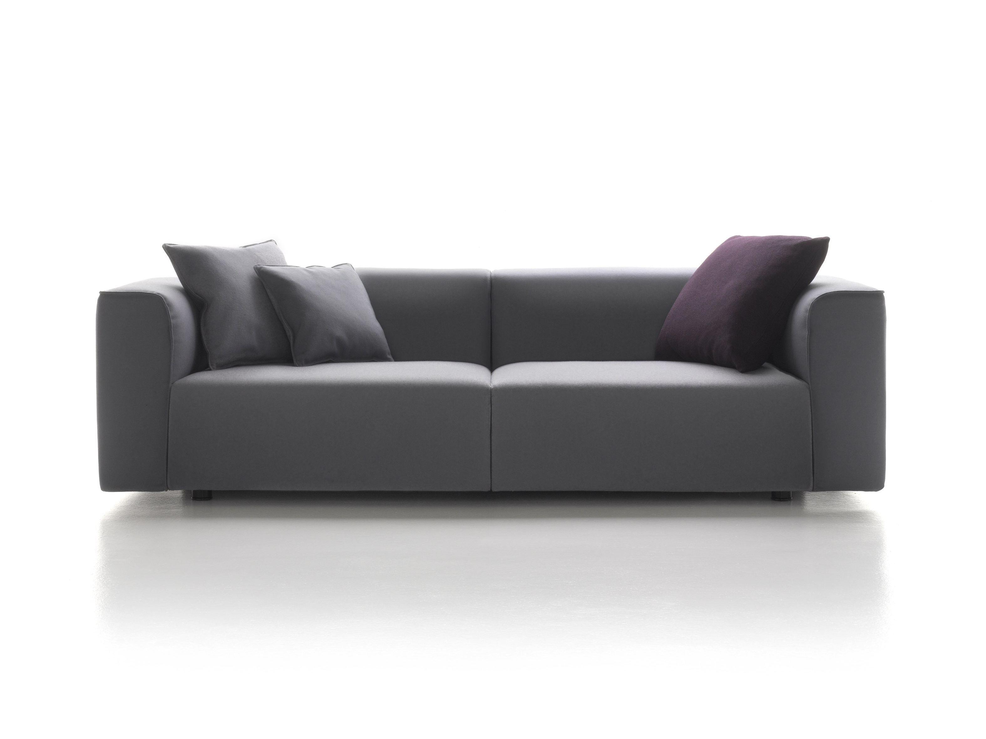 Mate 2012 divano by mdf italia design robin rizzini for Divano sfoderabile