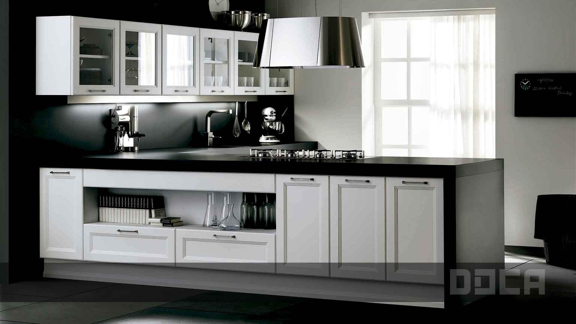 Muebles De Cocina Doca - Diseño Moderno Para El Hogar - Zlit.net