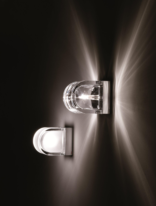 Matisse lampada da parete by fabbian design robertopamio - Lampada da parete design ...