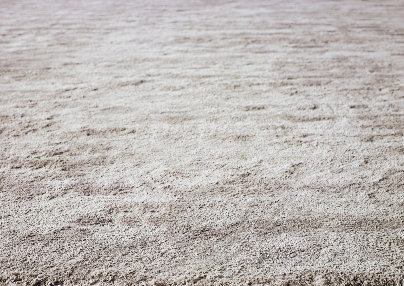 Uni Teppich aus Leinen MATT DIBBETS by Minotti