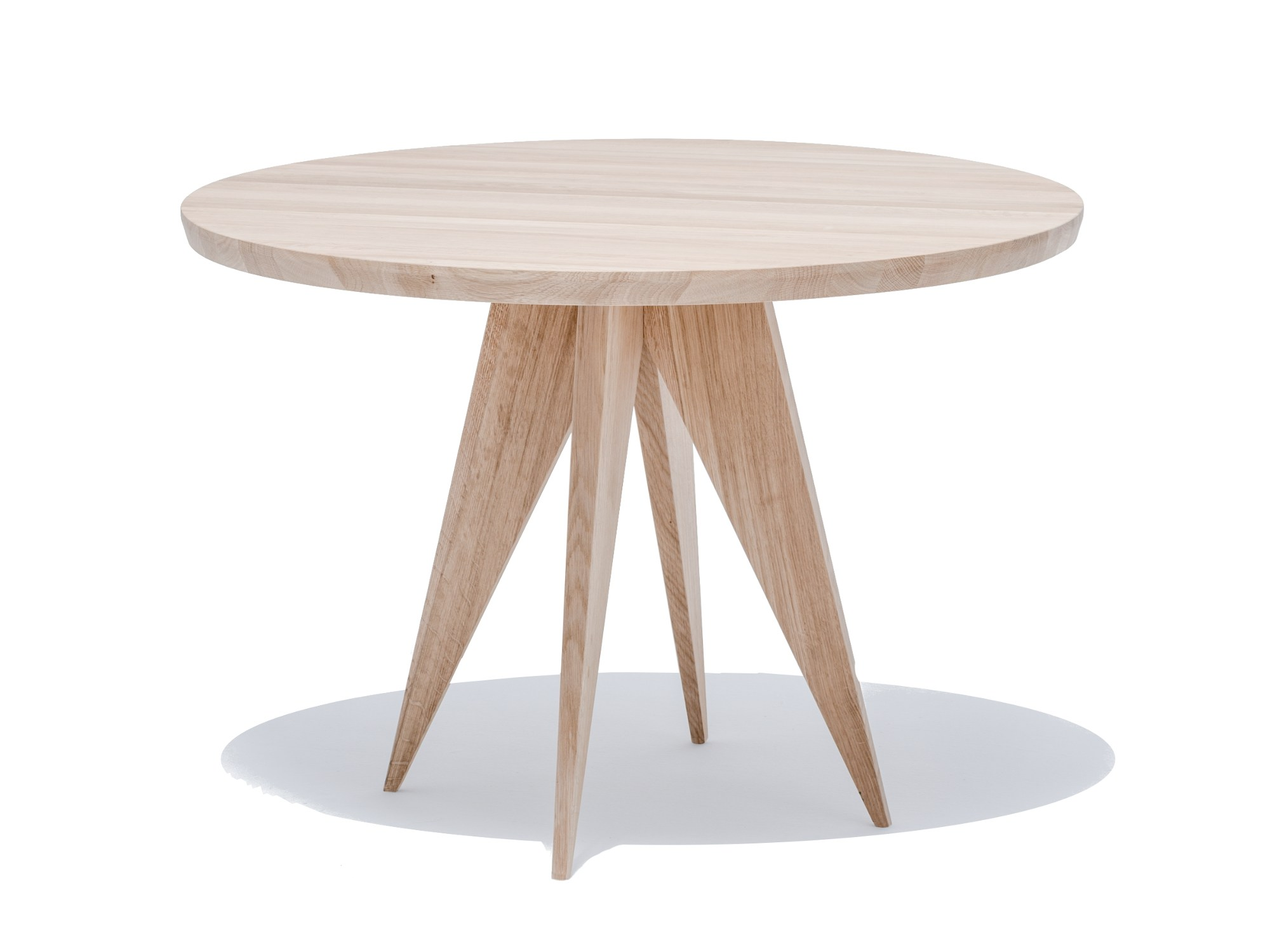 Round english oak dining table medusa by st furniture - Round oak dining tables ...