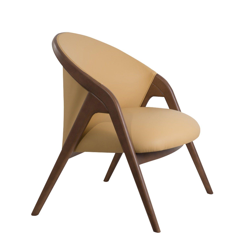 poltrona de pele com bra os memory by perrouin sieges design stephan lanez. Black Bedroom Furniture Sets. Home Design Ideas