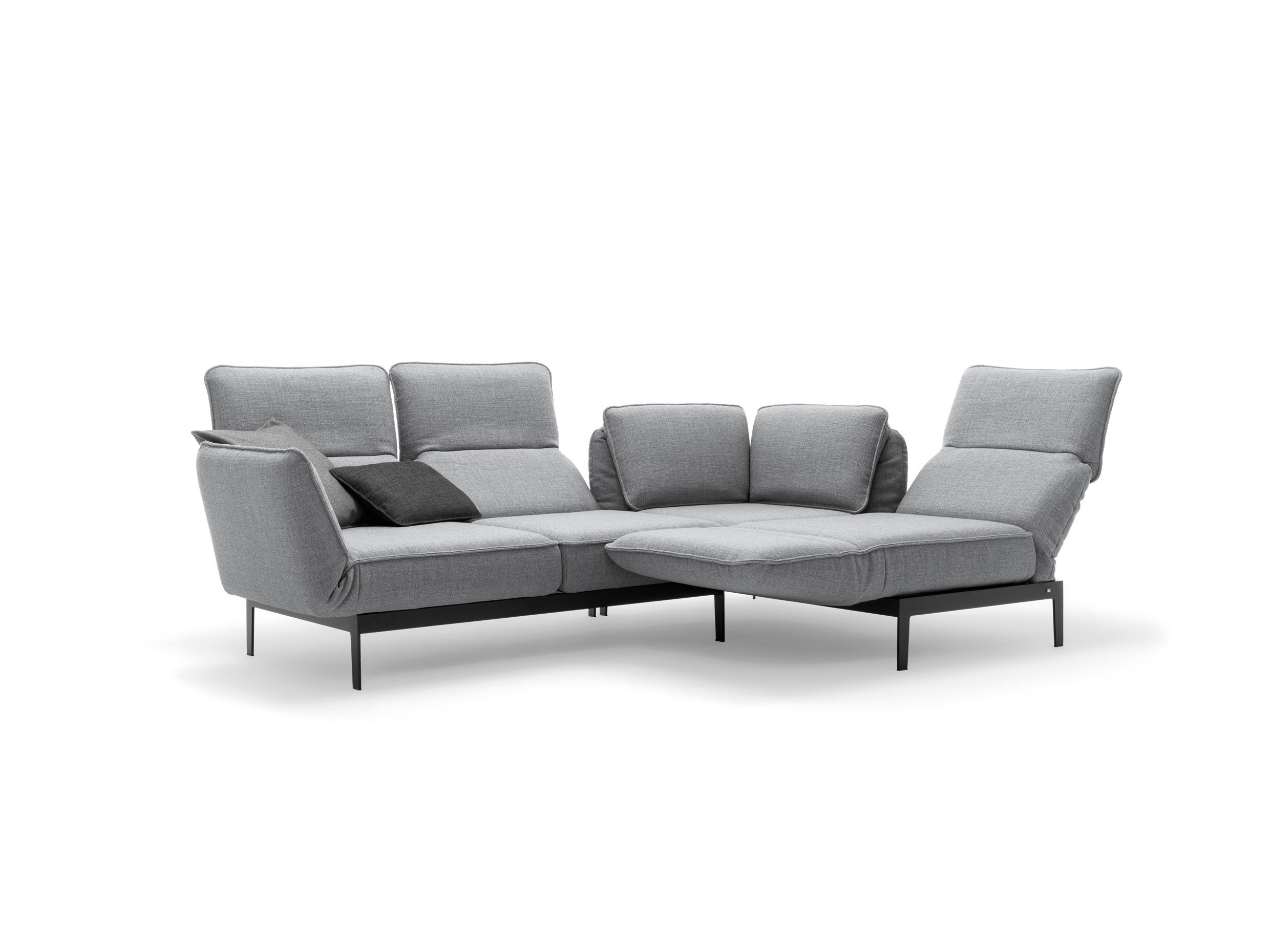 mera corner sofa mera collection by rolf benz design. Black Bedroom Furniture Sets. Home Design Ideas