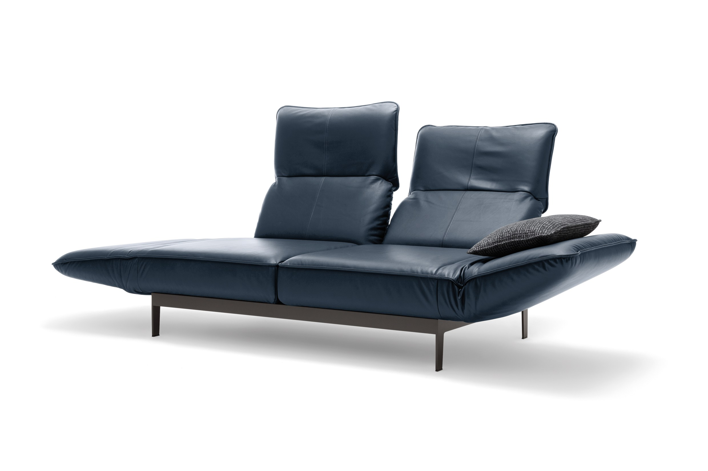 Rolf benz sofas fabric sofa grata by rolf benz design Sofa benz rolf