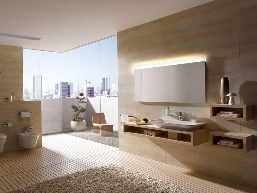 plan de toilette bois pas cher. Black Bedroom Furniture Sets. Home Design Ideas