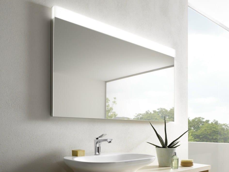 Miroir salle bain avec eclairage integre 28 images for Eclairage salle de bain