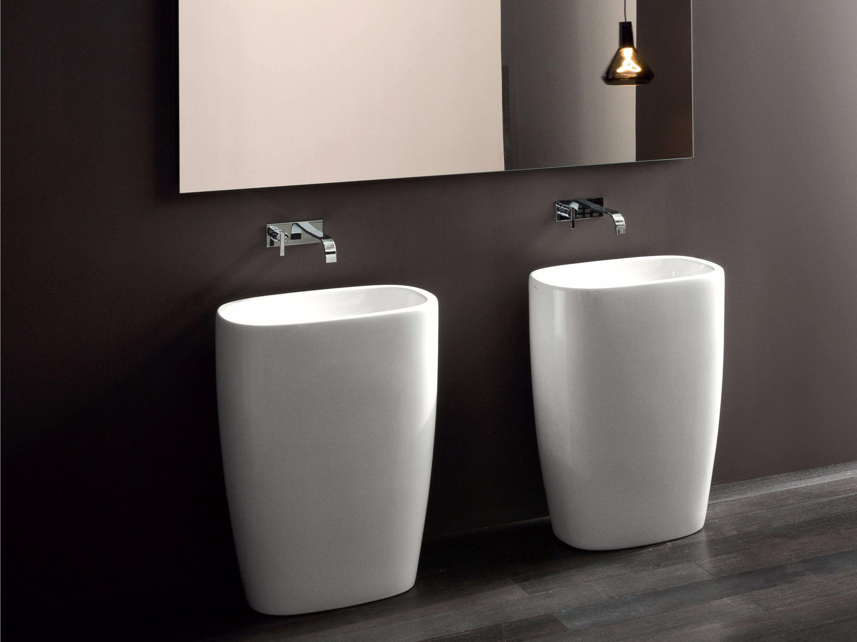 Bathroom Sinks Revit single washbasins | archiproducts