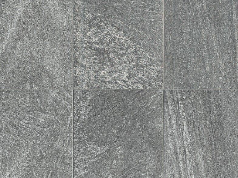 Carrelage ext rieur en gr s c rame pleine masse effet for Carrelage exterieur texture