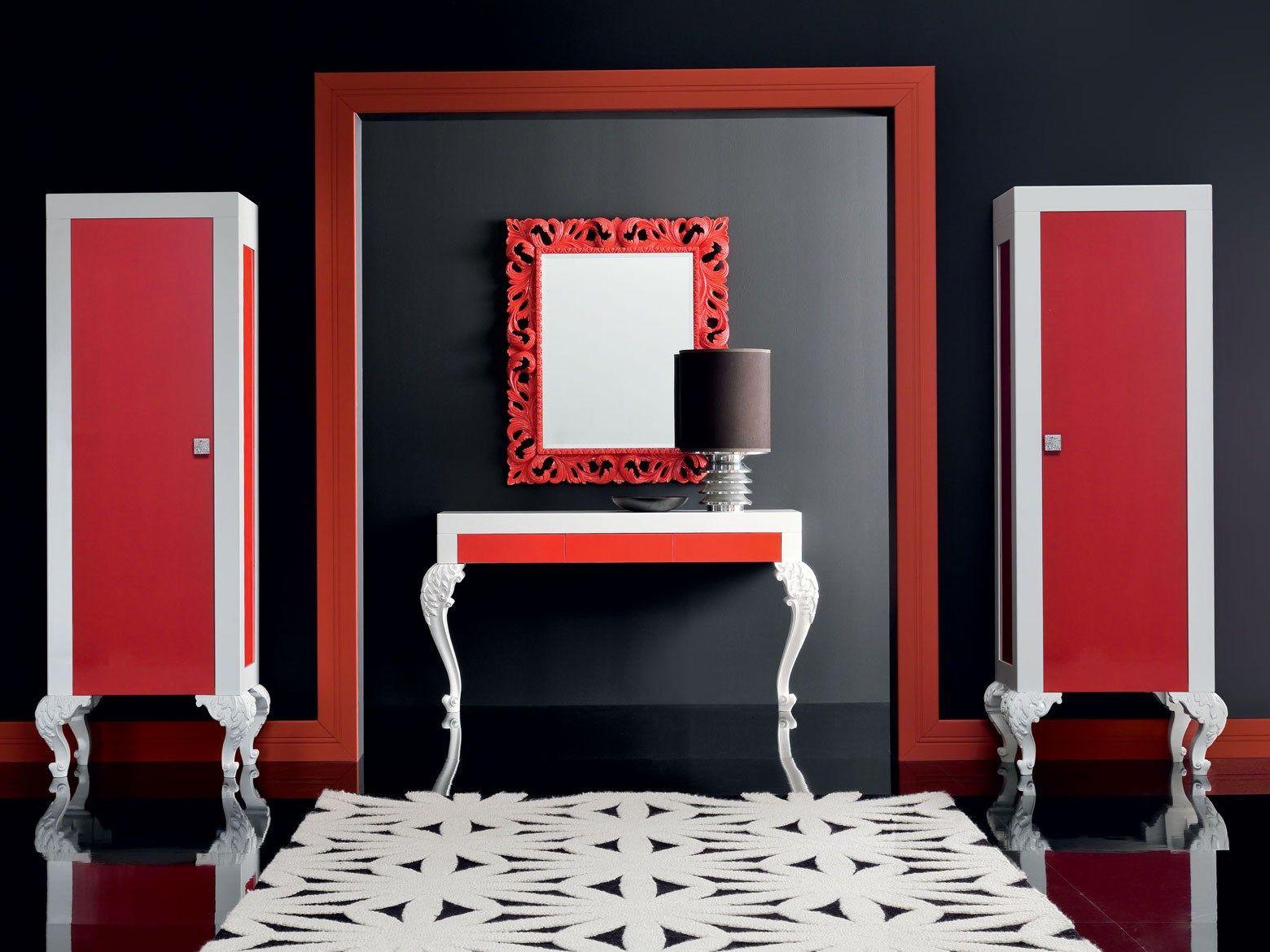 Minimal baroque meuble d 39 entr e by modenese gastone group Meuble d entree style baroque