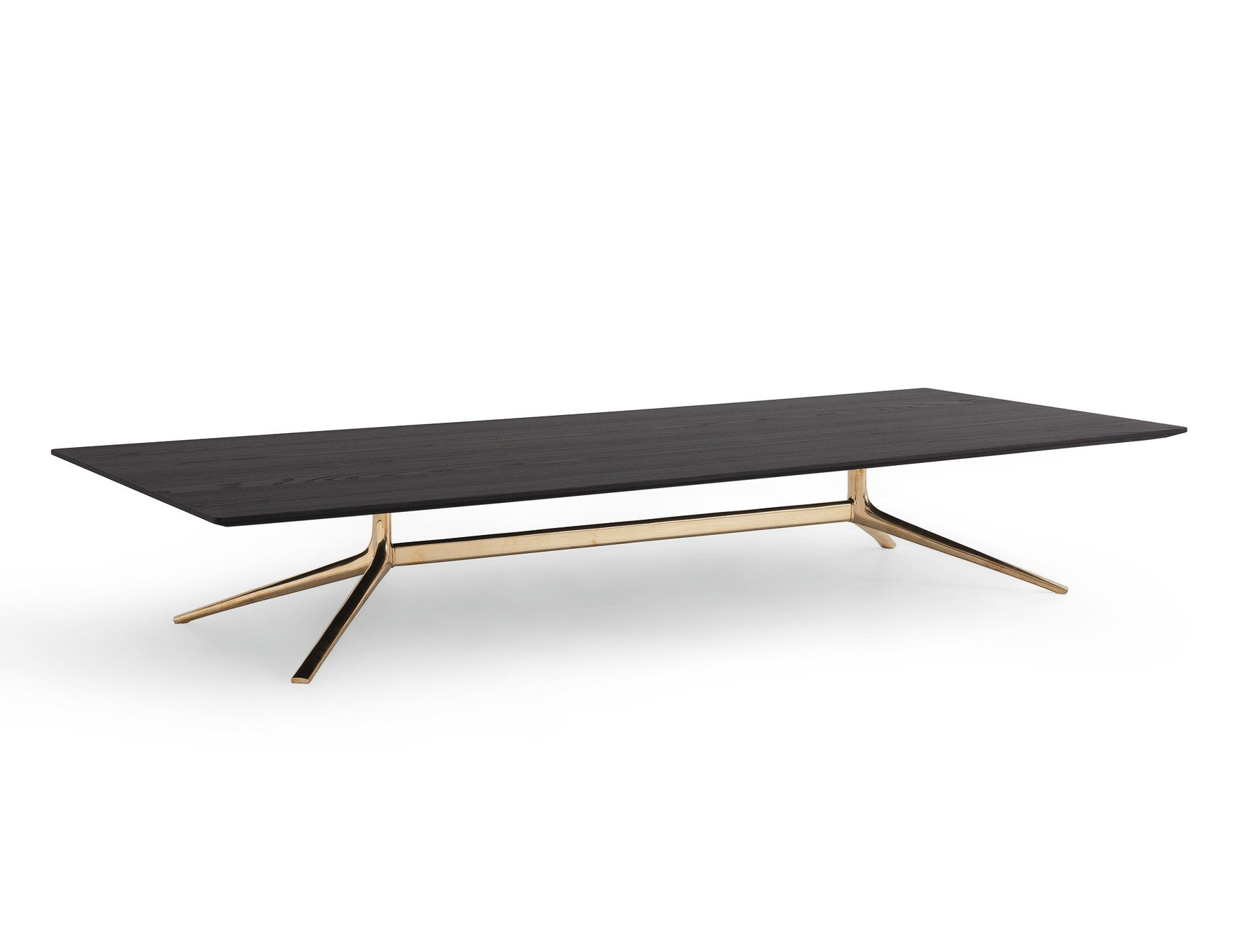 Mondrian rectangular coffee table mondrian collection by - Table basse rectangle ...