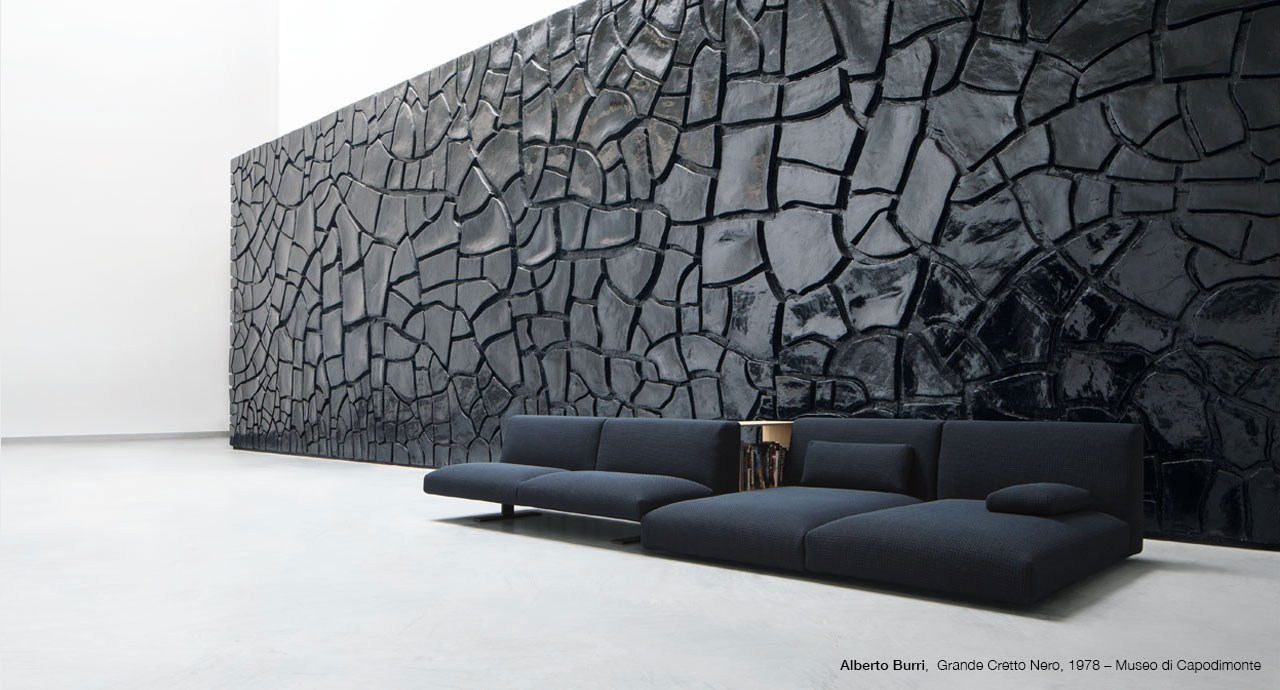modular sofa move by paola lenti design francesco rota. Black Bedroom Furniture Sets. Home Design Ideas