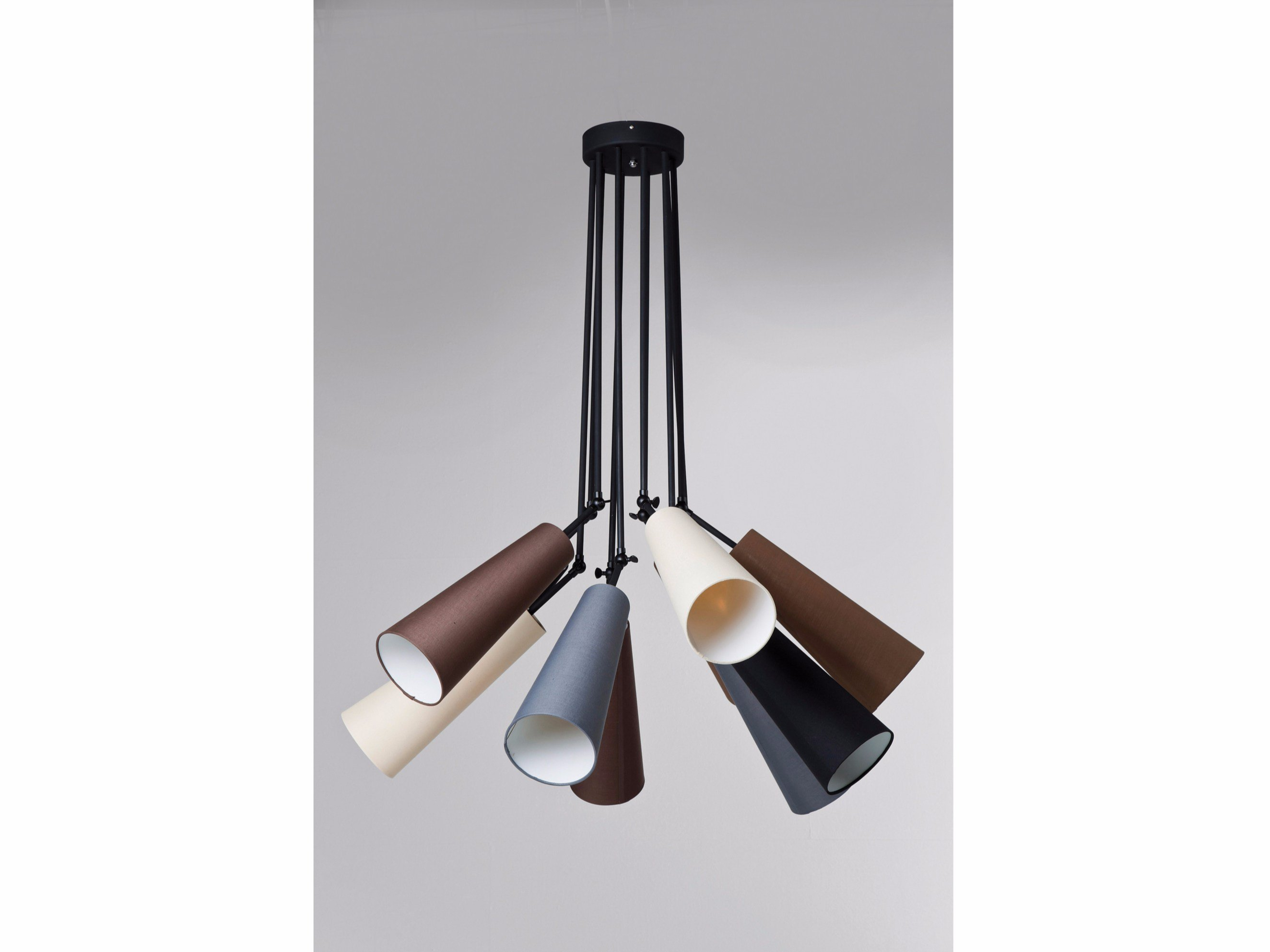 Adjustable Ceiling Lamp Multi Speaker By Kare Design