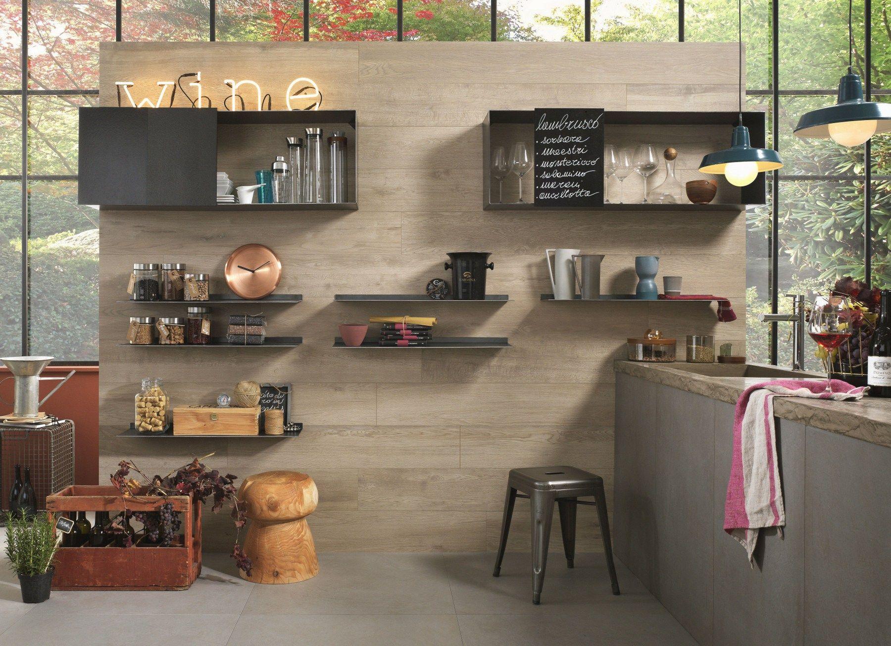 Revestimiento de pared suelo de gr s porcel nico todo masa Revestimiento pared imitacion madera
