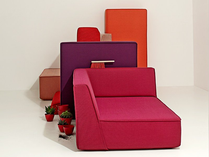 Divano modulare by cubit by mymito design cubit for Divano modulare