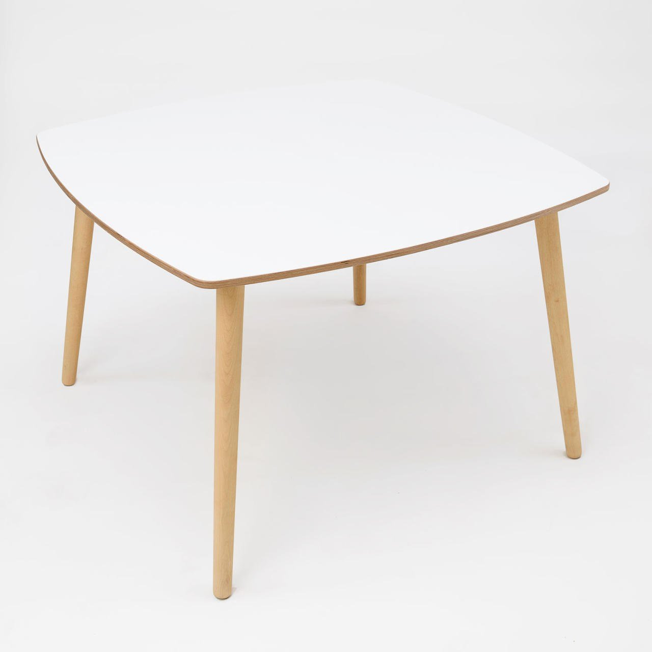 Nam nam table extensible by radis design raul abner for Table 90x120