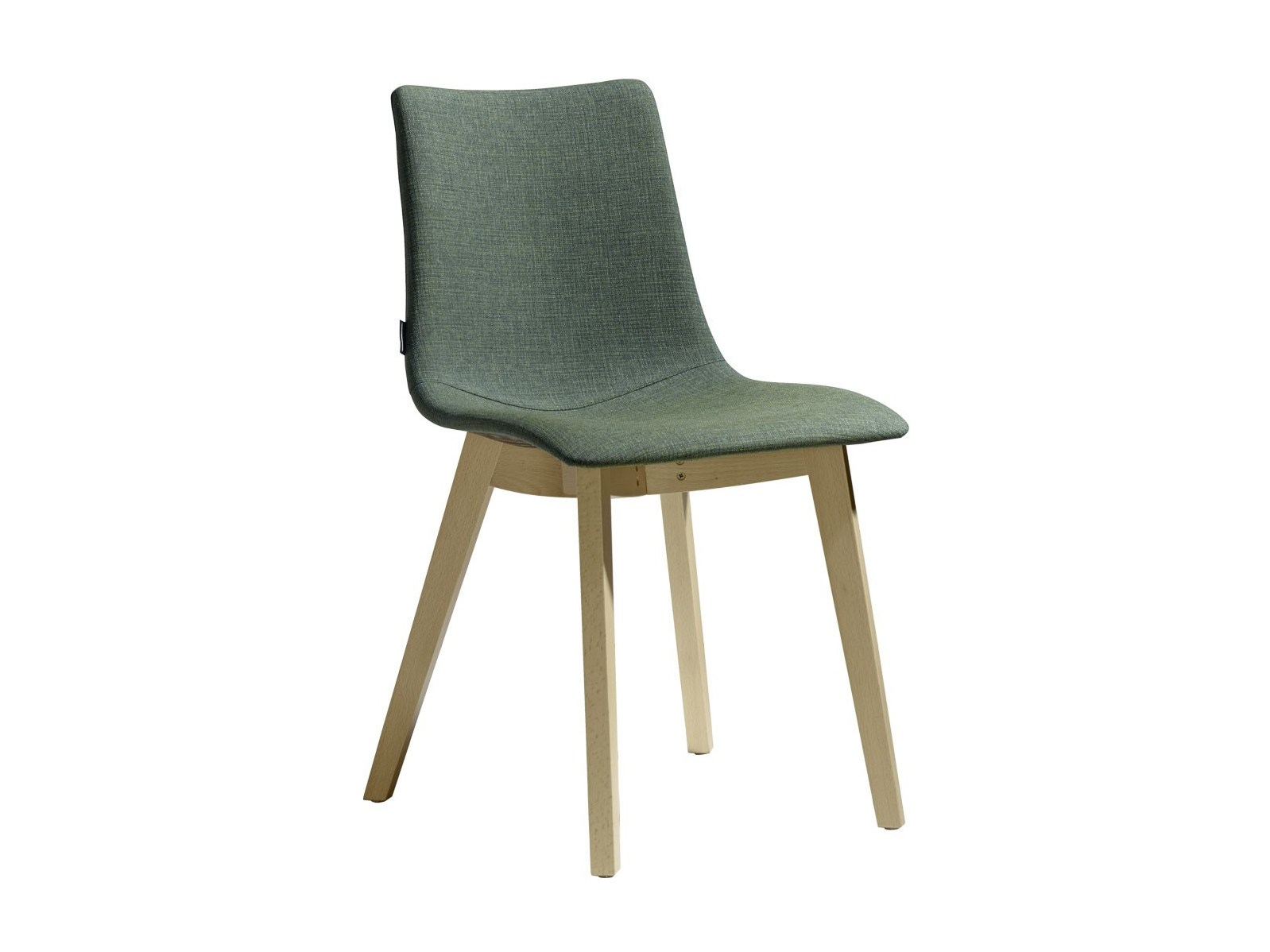natural zebra pop chaise rembourr e by scab design. Black Bedroom Furniture Sets. Home Design Ideas