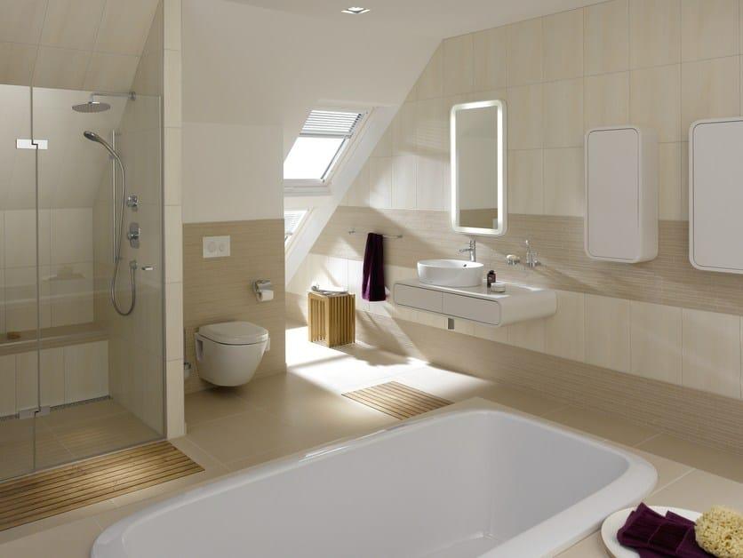 Nc vasca da bagno in resina by toto for Pavimenti 3d prezzi