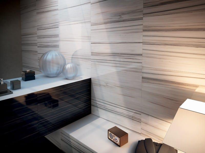Pavimento rivestimento in ceramica bicottura effetto marmo for Ceramica d imola