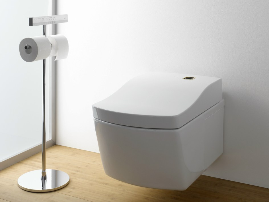 neorest ac wall hung toilet by toto. Black Bedroom Furniture Sets. Home Design Ideas