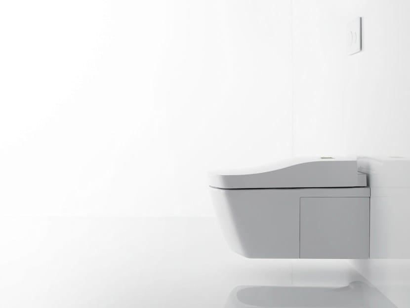 neorest ac h ngendes wc by toto. Black Bedroom Furniture Sets. Home Design Ideas