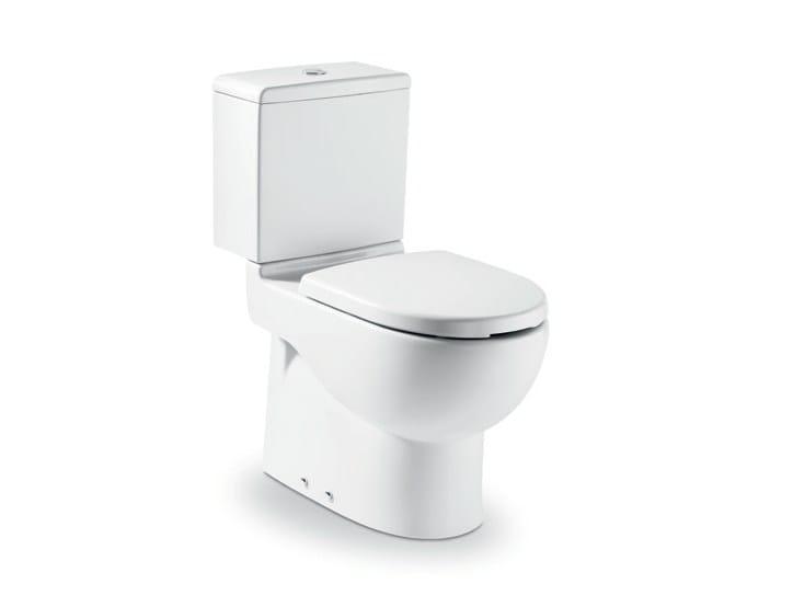 New meridian toilet for disabled by roca sanitario for Sanitarios roca