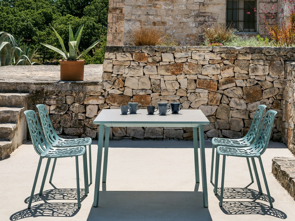 newtile  square table by fast design robby  francesca cantarutti -