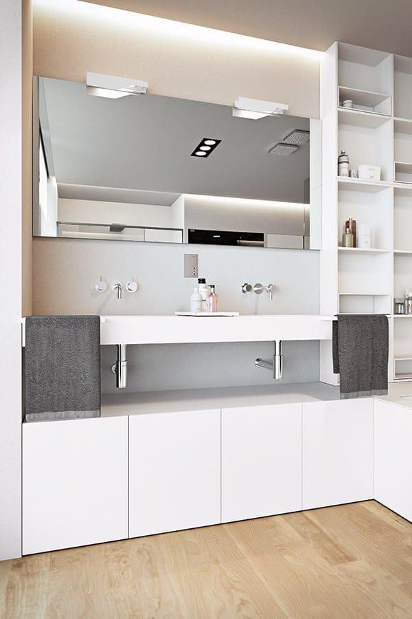 Mobile lavabo componibile con ante next by makro design - Mobile componibile ...