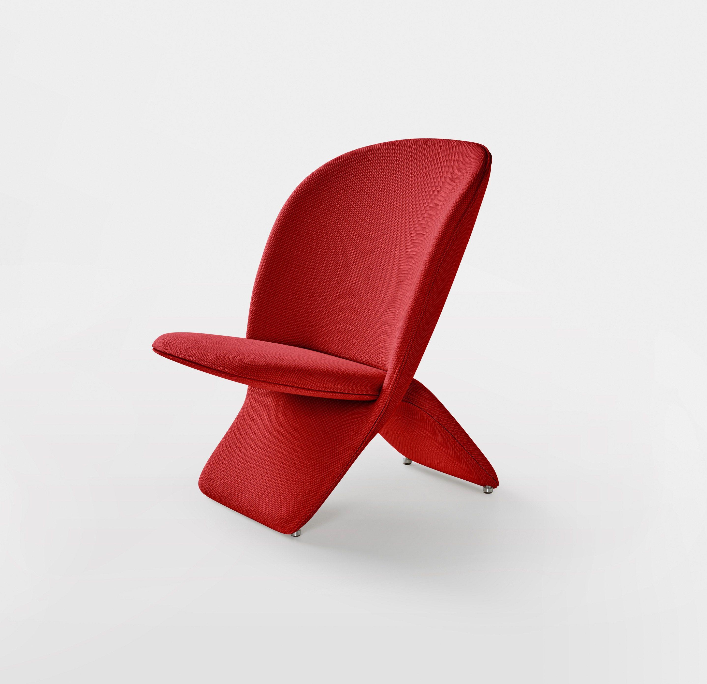 Chair NILOO By Artifort Design Khodi Feiz