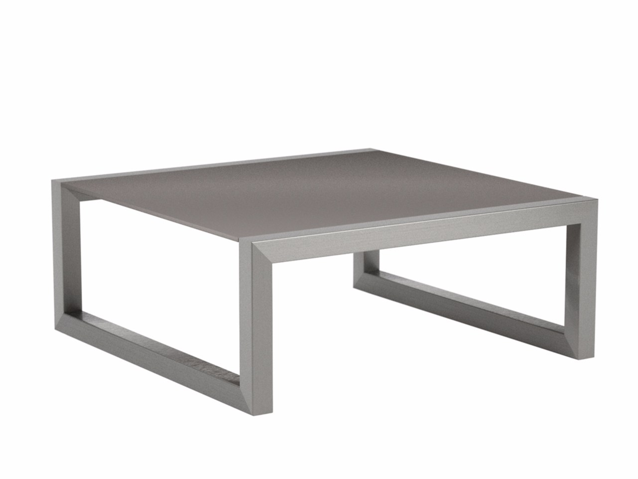 Ninix low coffee table ninix collection by royal botania design kris van puyvelde Low coffee table square