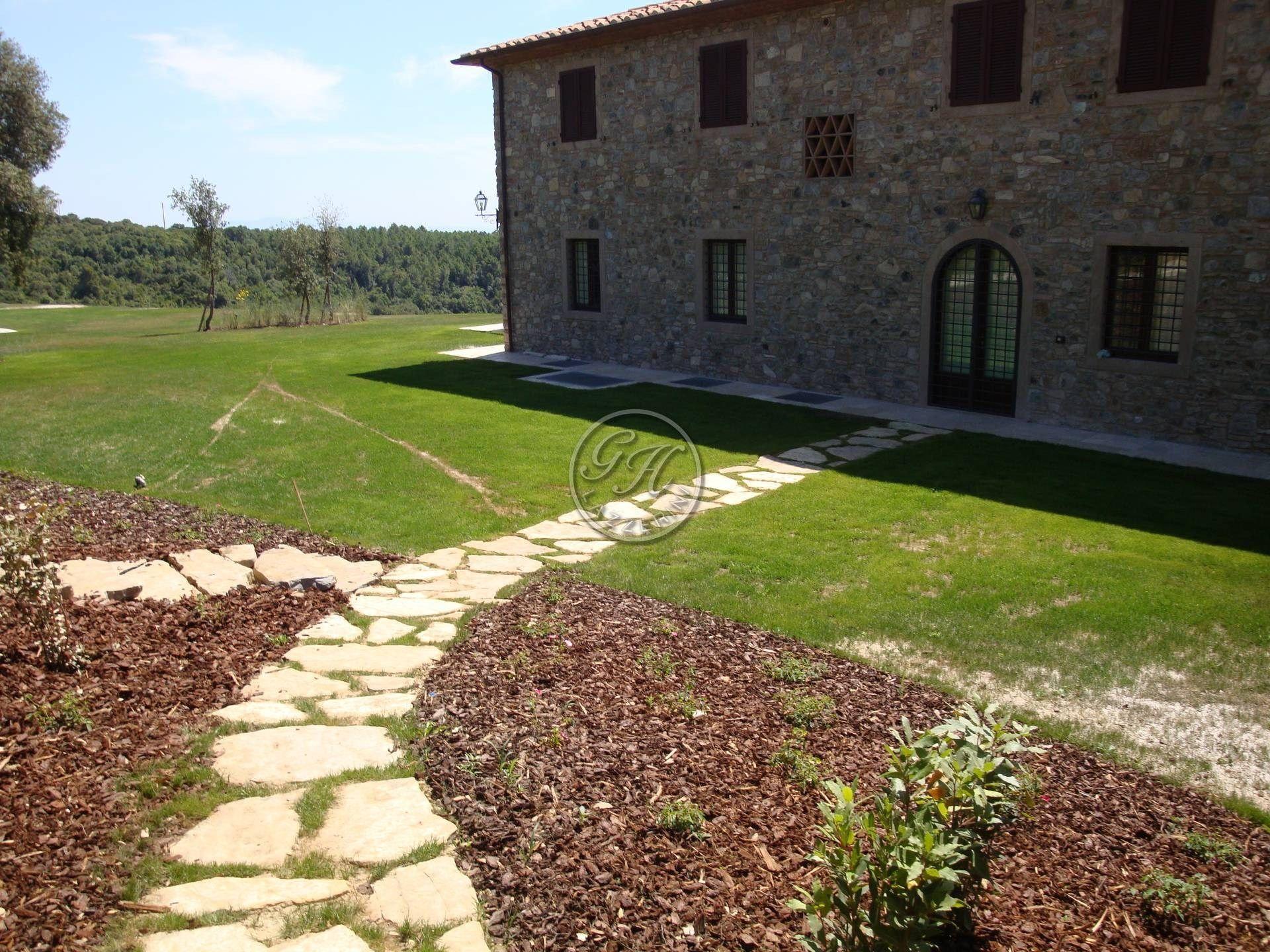 Camminamento in pietra naturale 6 by garden house lazzerini - Camminamento pietra giardino ...