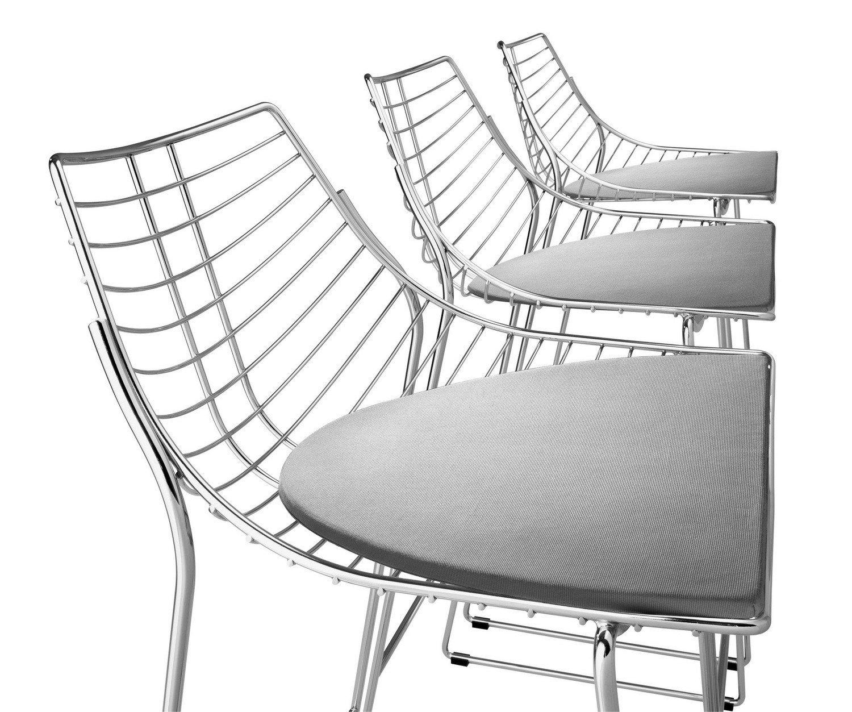 Net 396 by metalmobil design francesco geraci for Metallmobel design