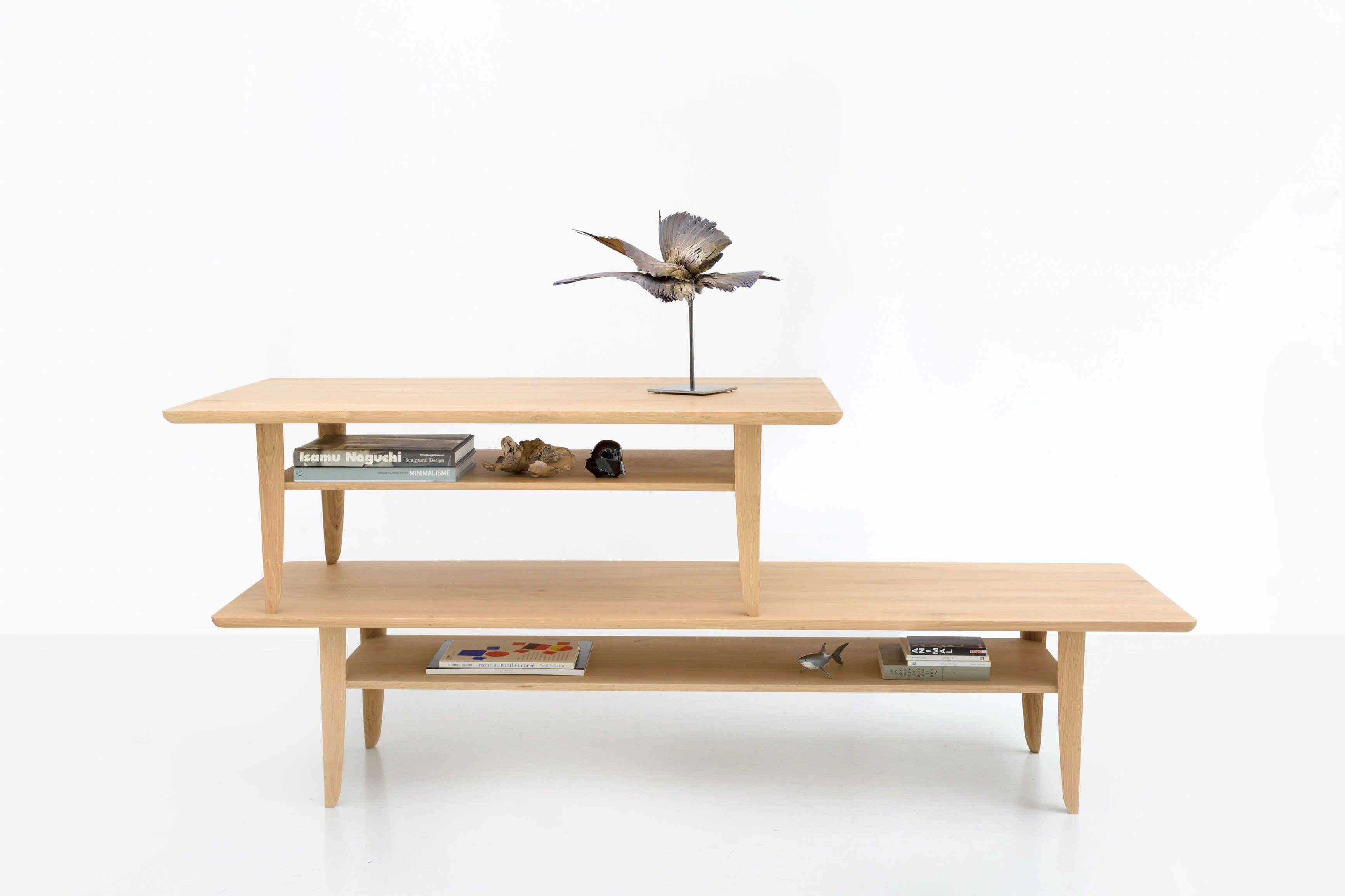 OAK SIMPLE | Coffee table Oak Simple Collection By Ethnicraft