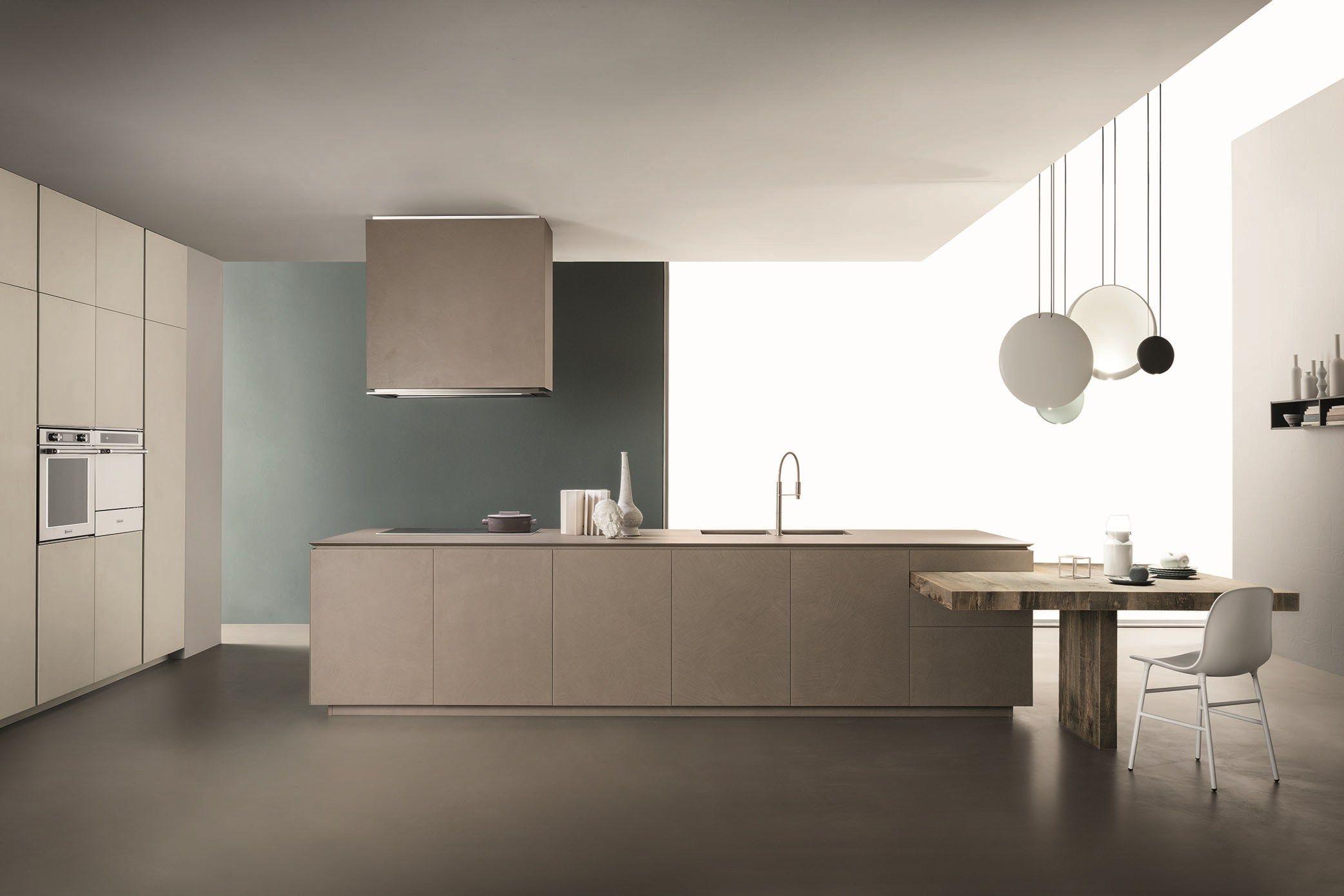 Cucina Obliqua By Ernestomeda Design R D Ernestomeda