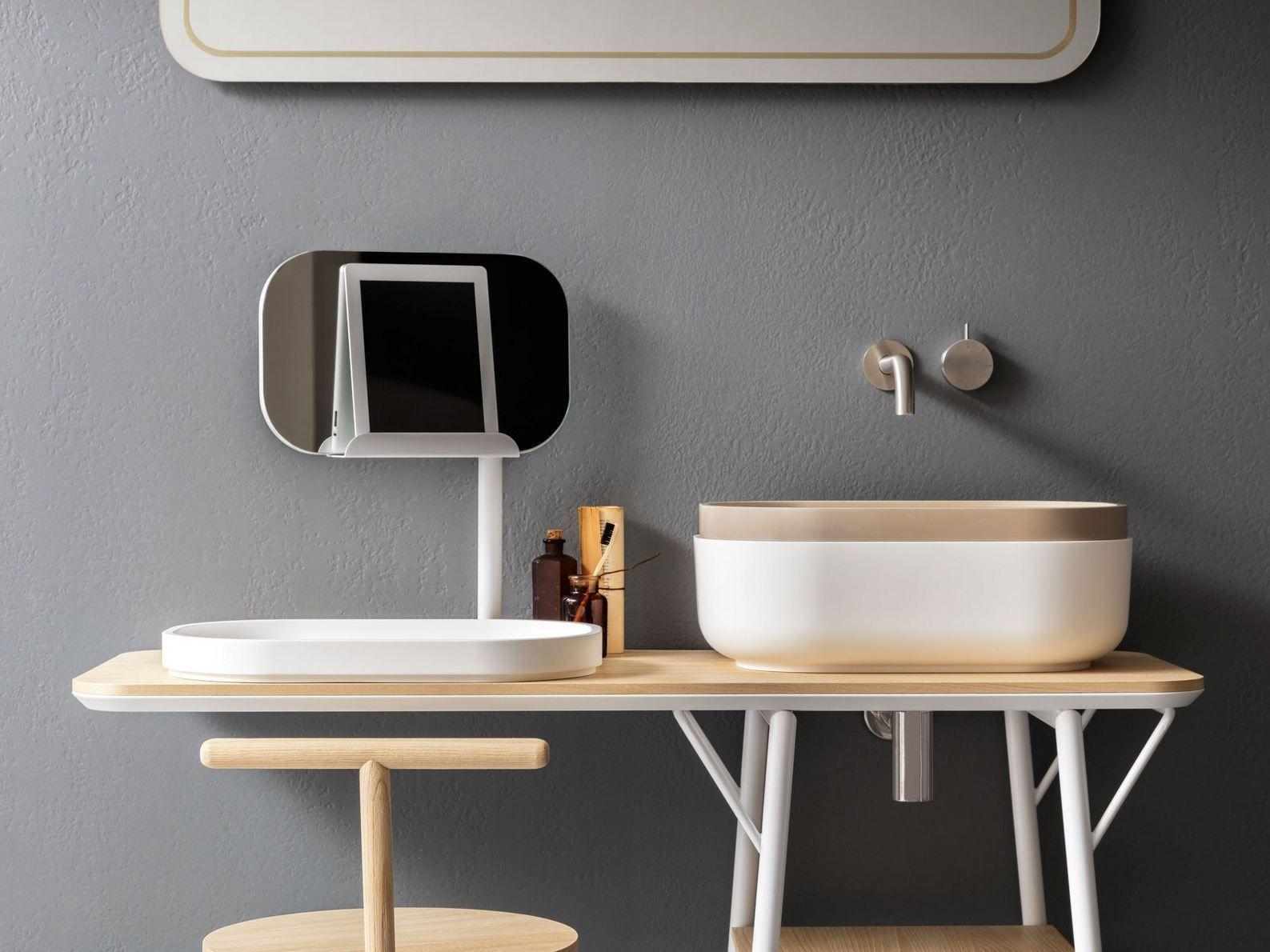 Oblon by novello design stefano cavazzana for Arredo bagno completo prezzi