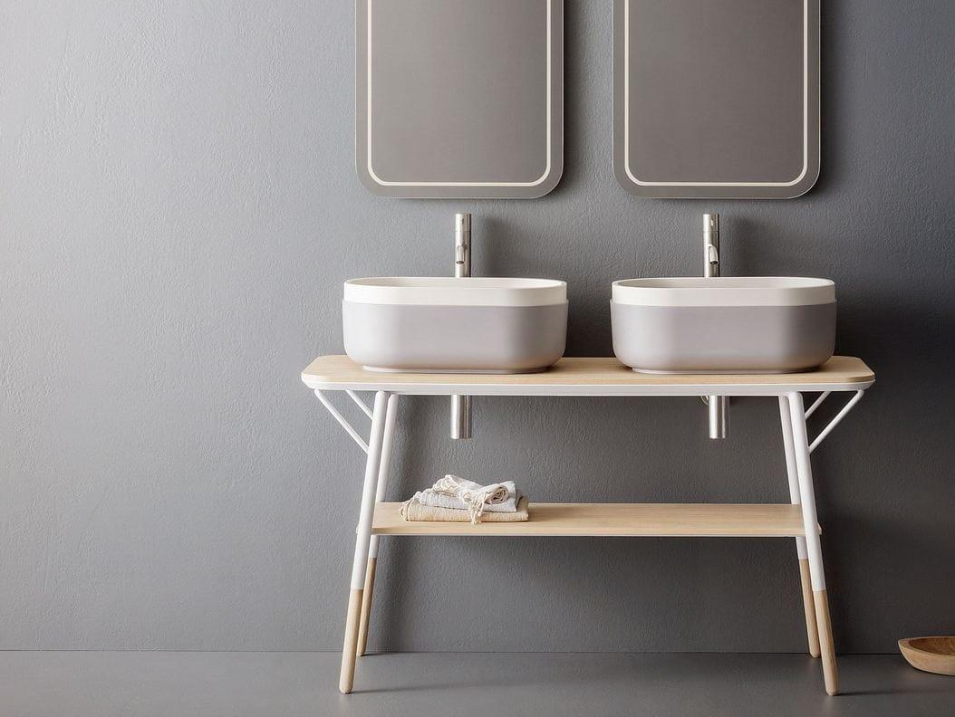 Oblon by novello design stefano cavazzana - Arredo bagno completo ...