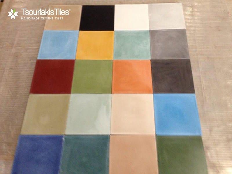 revtement de solmur en ciment pour intrieur et extrieur odysseas solid color tsourlakistiles - Ciment Color Exterieur