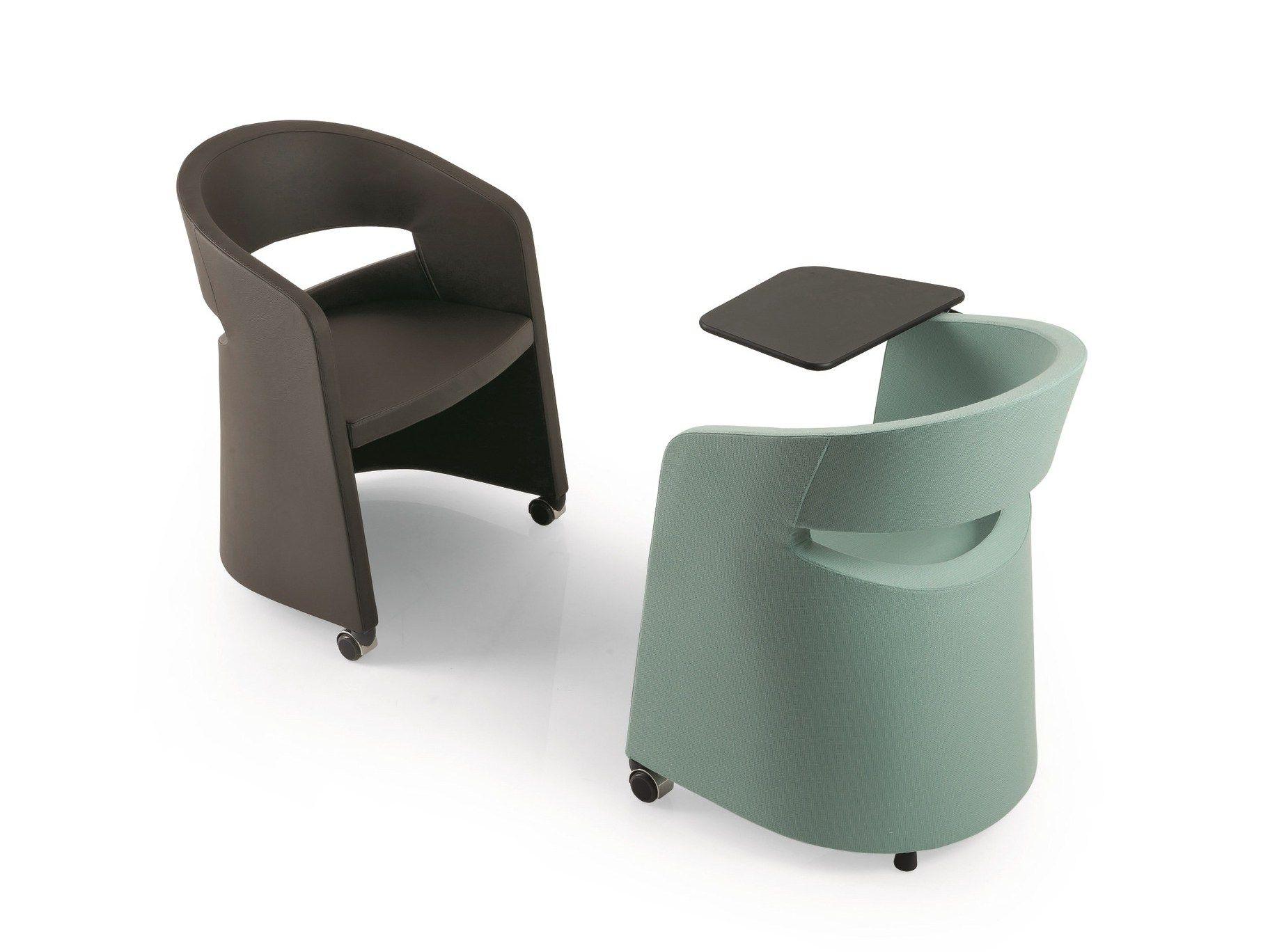 Open petit fauteuil roulettes by emmegi design r s for Petit fauteuil pour chambre