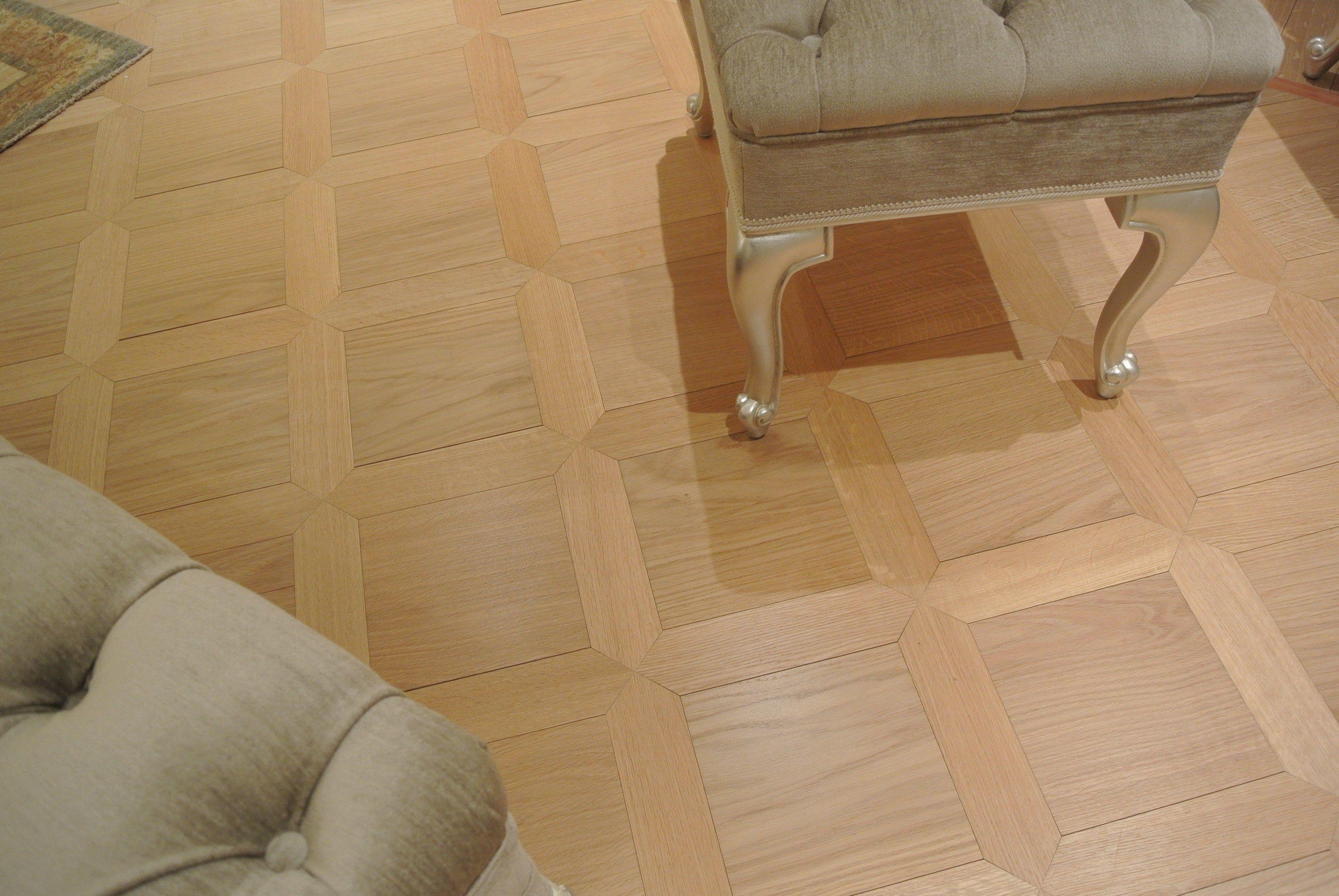 Parquet prefinito in legno pavimento a disegno by menotti specchia ...